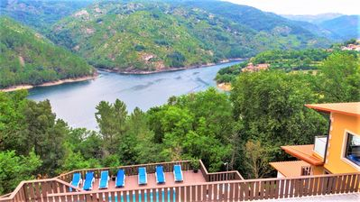 Photo for Gerês Palace with amazing lake view