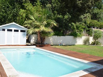 Photo for 4BR House Vacation Rental in Saint-Aunès, Occitanie