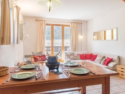 Photo for Apartment Le Monêtier-les-Bains, 2 bedrooms, 6 persons