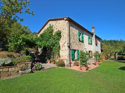 Photo for 3BR House Vacation Rental in Lanciole, Tuscany