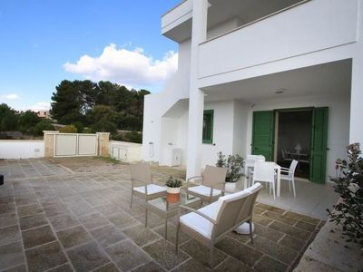 Photo for Vacation home Eder house in Marina di Pescoluse - 5 persons, 2 bedrooms