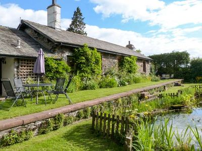 Photo for THE TICKET OFFICE, pet friendly in Coniston, Ref 906562