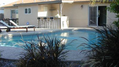 Photo for Splendid Remodeled 3 BD Home, Private Pool near 101 & 202