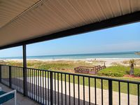 The condo was well maintained and appropriately appointed. Great beach view and access.