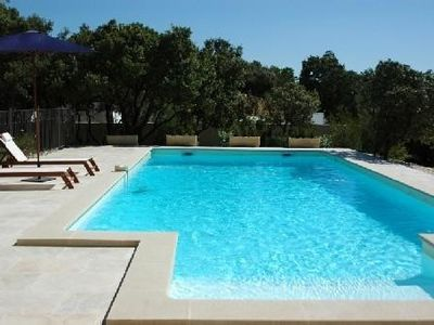 Photo for New and luxurious provencal house 1 minute from golf