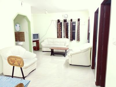 Photo for 2 bhk full furnished homestay