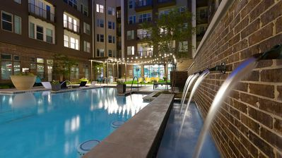 Photo for Lux Downtown Apartment w/ Skyline View, Pool & Gym