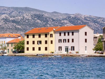 Photo for One bedroom apartment with air-conditioning Vinjerac (Zadar)