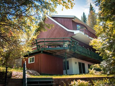 Photo for CountryHouse/Chalet - 5Bds - Lake Access !