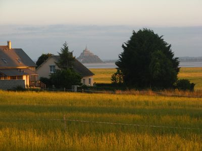 Photo for Facing the Mont Saint Michel, house Marie-Henriette '