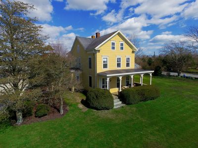 Photo for 5BR Farmhouse Vacation Rental in Little Compton, Rhode Island