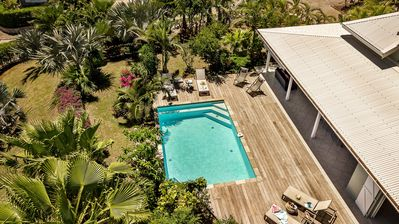 Photo for Queen Palm - Holiday house with sea and countryside views