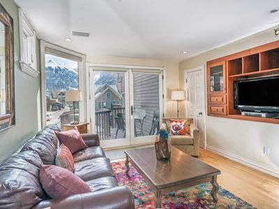 Photo for SUMMER IN TELLURID!E Decorator furnished on Cornet Creek ~3 bedroom amazing view