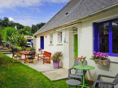 Photo for holiday home, St. Michel-en-Grève  in Côtes d'Armor - 4 persons, 2 bedrooms