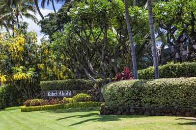 Front Entrance to Kihei Akahi