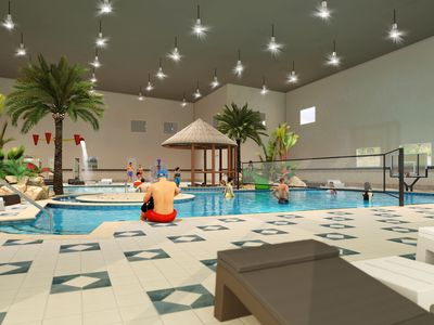 Photo for Waterdance - Entire Home - Sleeps 110 - With Indoor  Waterpark