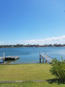 Photo for Breezy waterfront home in the prime position to watch the famous Yamba sunsets and fish to your hear