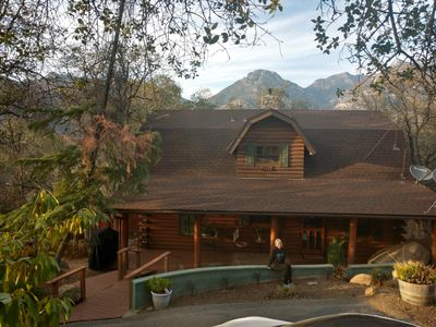 Photo For 3BR House Vacation Rental In Three Rivers, California