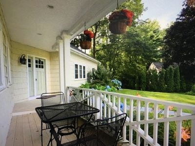 Photo for Beautiful 4 BR, Close to Everything!!  Walk to Gooch's Beach and Dock Square!