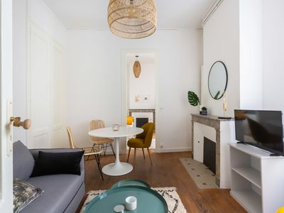 Photo for Modern Apartment in City Center for up to 4 guests!