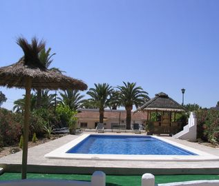 Family Villa. Pool. Air Con. Everything For Children In An Acre Of Garden