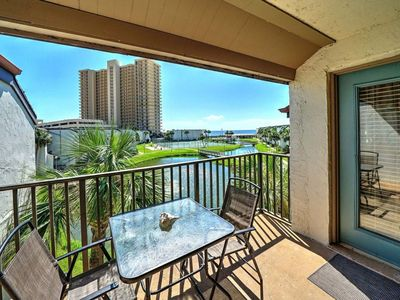 Photo for ☀️Beach Life C3☀️2BR w/ Gulf Views-July 22 to 24 $667 Total! Beachfront Pool!