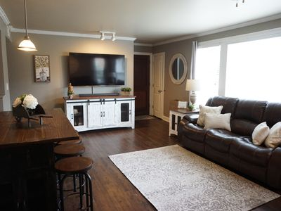 Photo for Renovated Turnberry Condo, Walk to Grove, Football Stadium, and Baseball Games