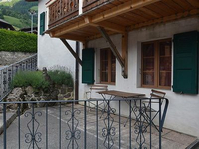 Photo for Apartment Studio Tambour 2 in Rossinière - 2 persons, 1 bedrooms