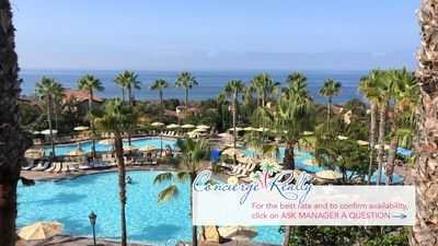 Photo for Beautiful two bedroom villa at luxurious Marriott Newport Coast! Best Rates!