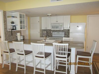 Completely Renovated Kitchen the nicest in the Five Season Section