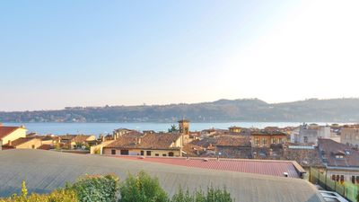 Photo for Viviana Villa at walking distance from the historic center of Salò