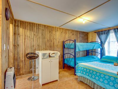 Photo for Cabaña simple y acogedora con wifi - Simple and cozy cottage with wifi