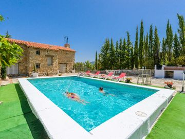 Prunus house with wonderful views and private pool