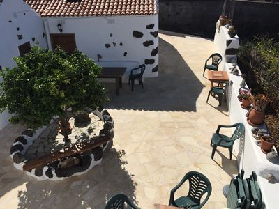 Photo for Authentic FINCA / STUDIO with SEA VIEW & WiFi