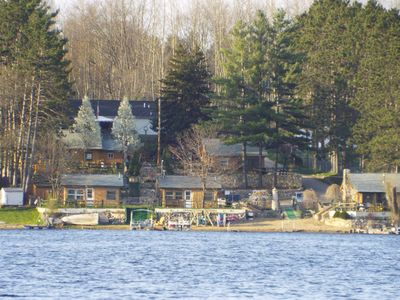 Photo for 3BR Cabin Vacation Rental in Lake, Michigan