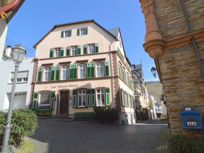 Photo for Centrally located between Eifel and Hunsrück, near the historic city of Trier, with WiFi