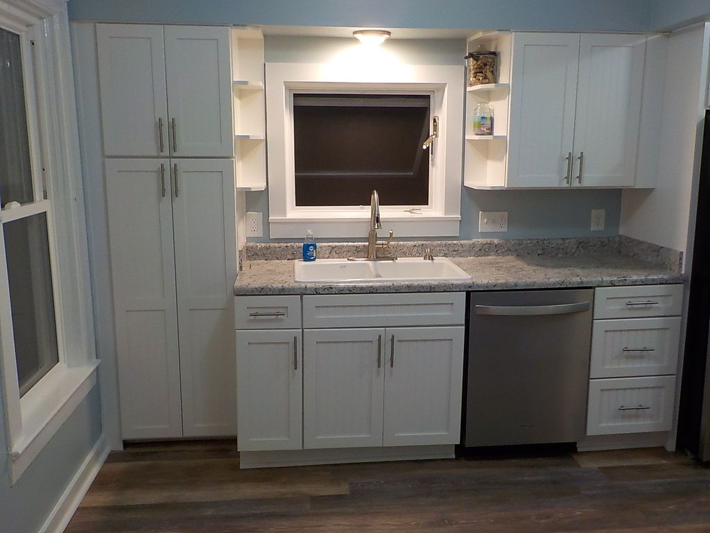Genial Our Brand NEW Kitchen! With All NEW Appliances And Disposal, Ice Maker.