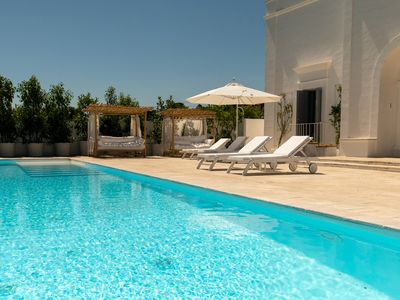 Photo for 4BR Villa Vacation Rental in Stazione di Fasano, Puglia