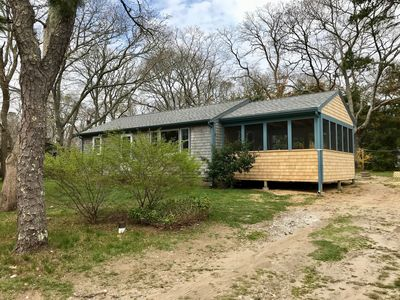 Photo for PRIVATE BEACH ACCESS COTTAGE CLOSE TO COOKS BROOK BEACH