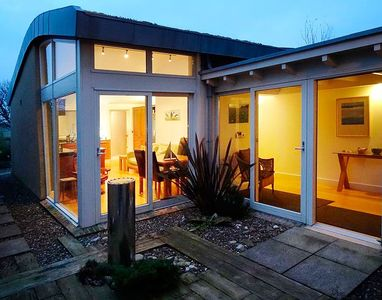 Photo for Contemporary Eco House With Sea Views