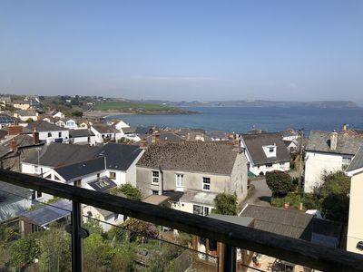 Stunning Panoramic Sea Views, 4 Bedrooms Sleeps 8, Pets Welcome