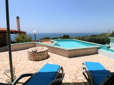 Photo for Holiday home Villa Paradiso with pool