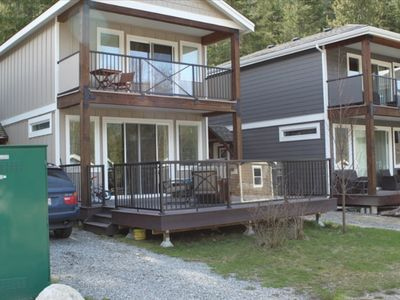 Photo for Family Retreat on Mara Lake with Tremendous Deck and Resort Amenities