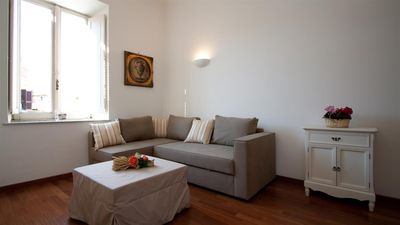 Photo for Otranto Terrace 1241 apartment in Vaticano with air conditioning & balcony.