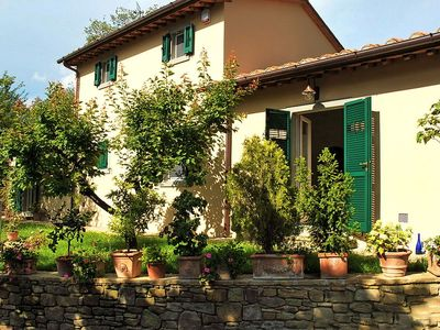 Photo for La Fantastica, Cottage - Tuscan Retreat in Cortona, Elegant Country Cottage, Sleeps 6