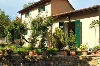 In the heart of Tuscany, A Typical Cottage