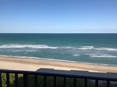 Photo for Breathtaking ocean front condo on Hutchinson  Island