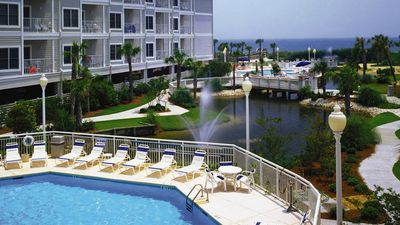 Photo for Seawatch Plantation- Luxury 2 BR! Oceanfront Resort features 7 Pools!