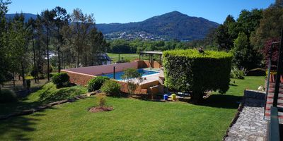 Photo for Attractive Cottage A Pool With A View of the Rio and Portugal. Walks from Gate.