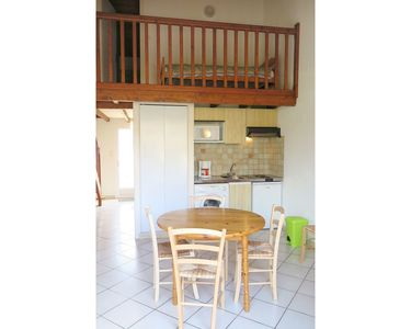 Photo for 1BR Apartment Vacation Rental in Biscarrosse, Aquitaine